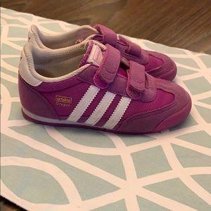 Adidas Dragon Toddler Sneakers